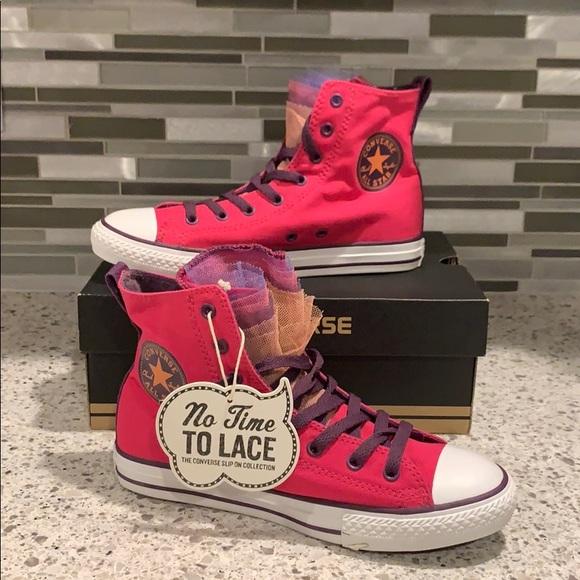 Converse Shoes - BRAND NEW Jr. Converse